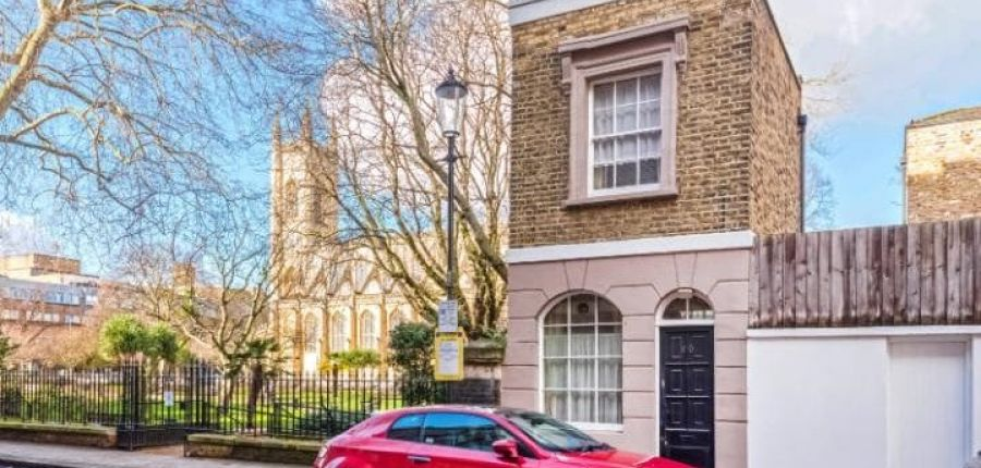 RBKC's smallest house sells >£100k over guide