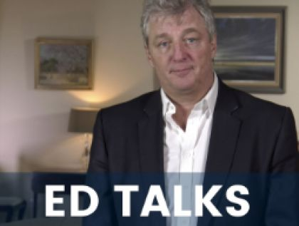 Listen to ten #EdTalks podcasts